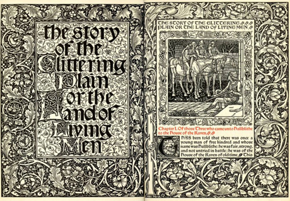 william morris heroes and - photo #48