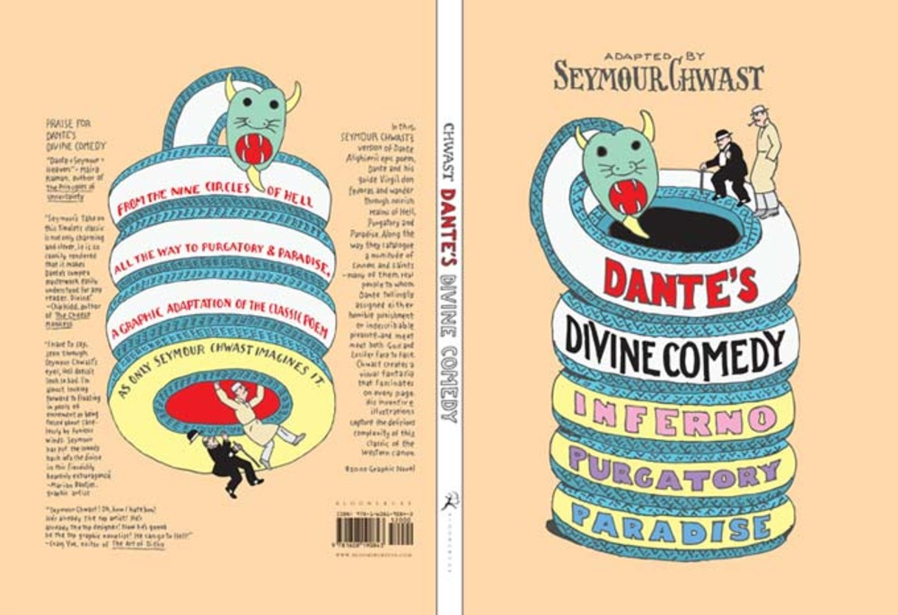 Large dante s inferno cover