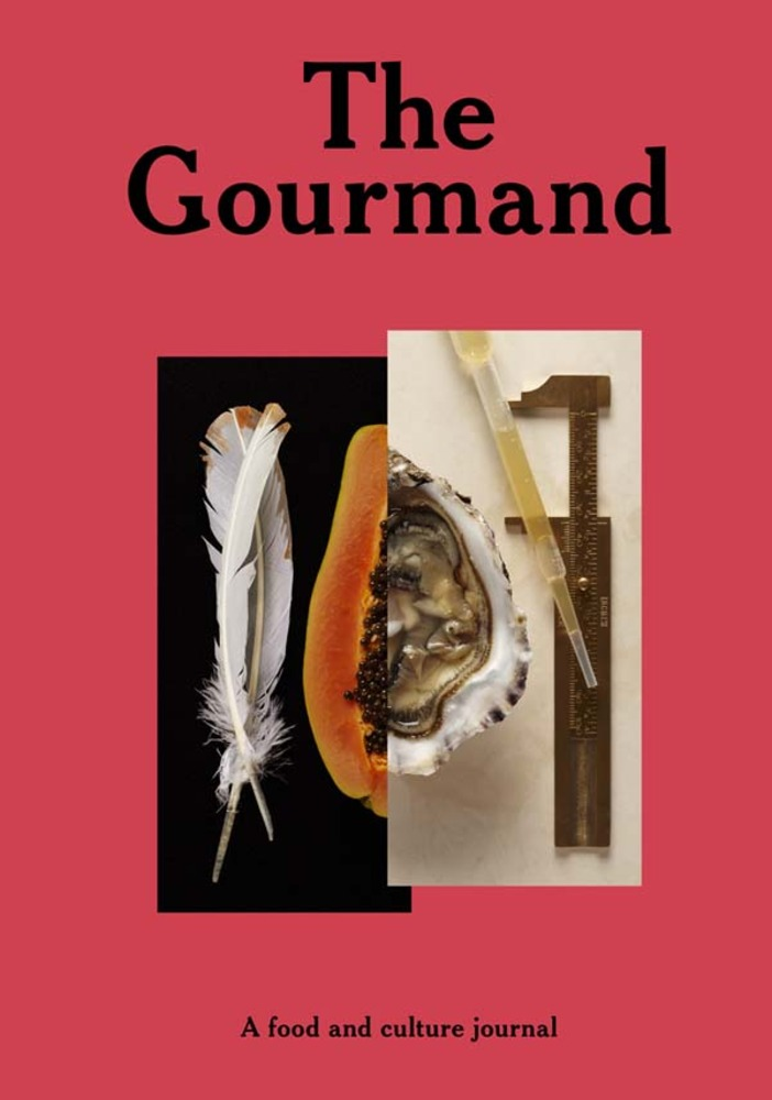 Large image courtesy of the gourmand issue 01