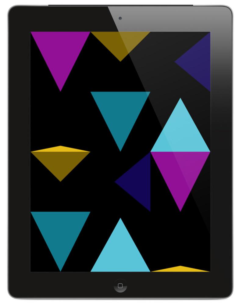 Large geometric app 01