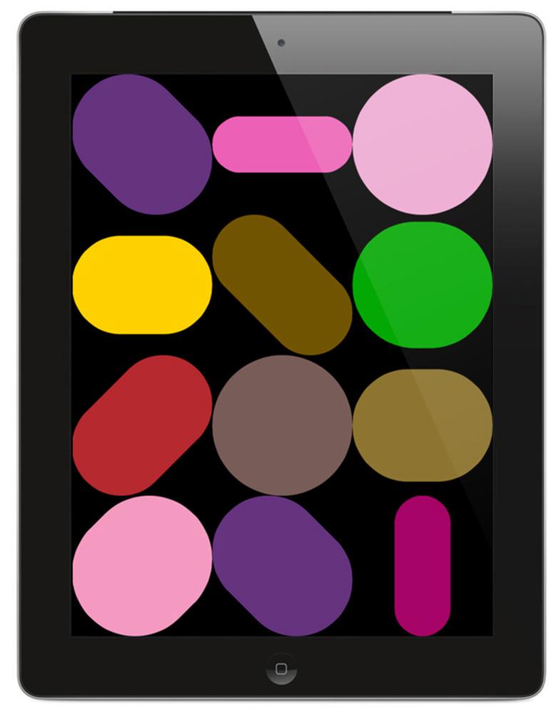 Large geometric app 02