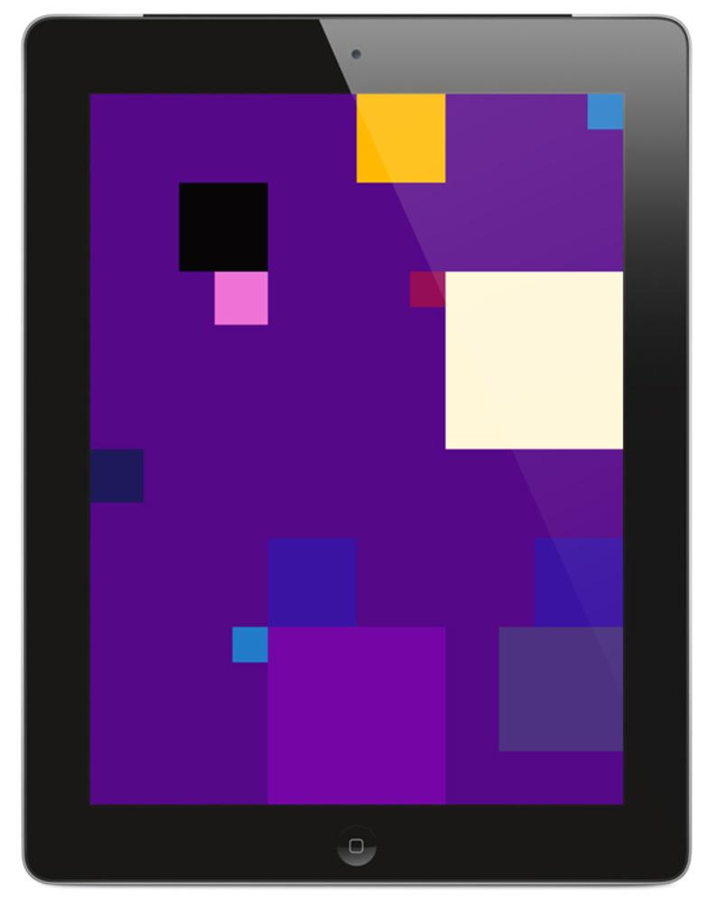 Large geometric app 03