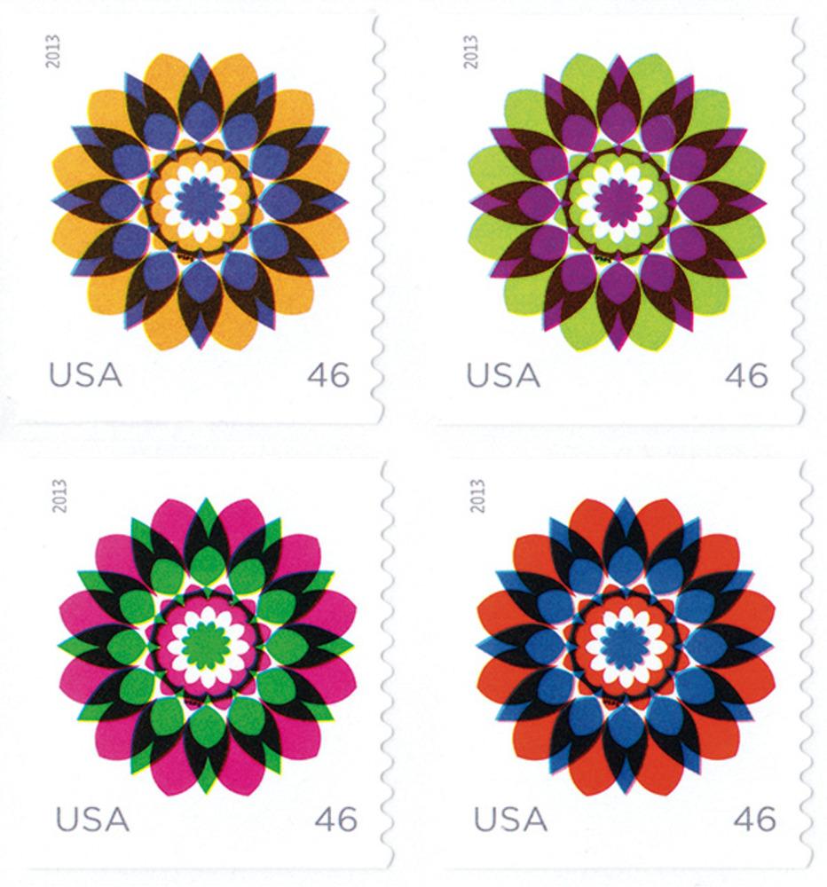 Large usps stamps kapitza