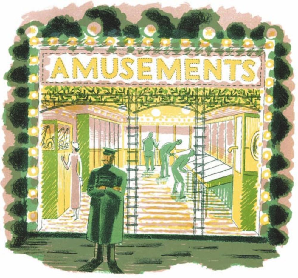 Large amusements