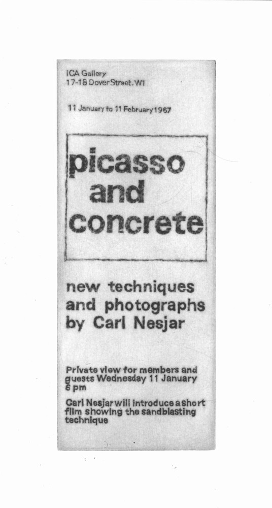 Large 1967 picasso