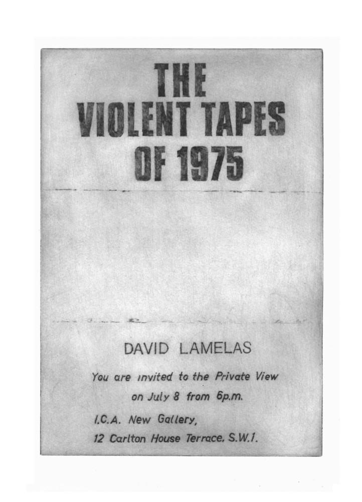 Large 1975 david lamelas