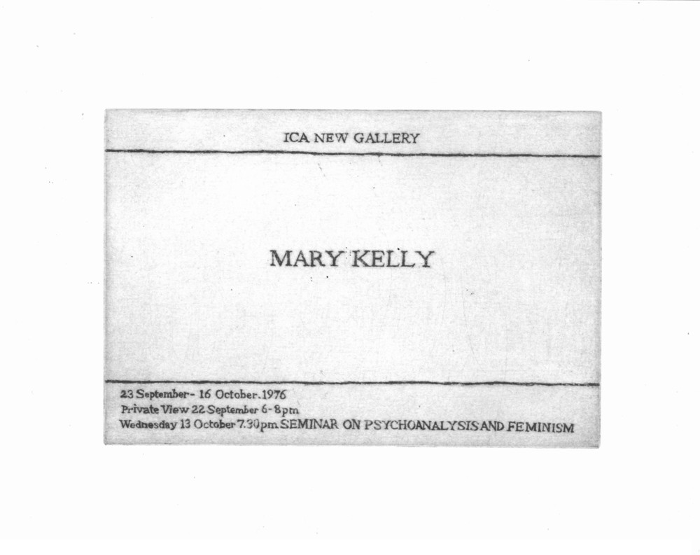 Large 1976 mary kelly
