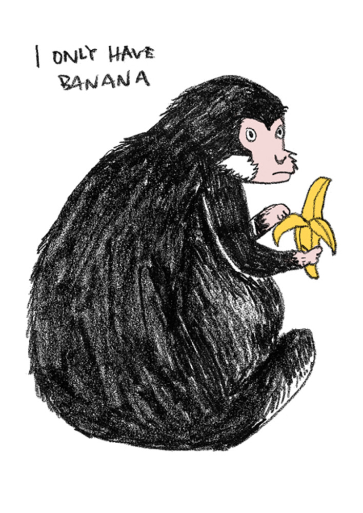 Large i only have banana  pencil and photoshop  2013
