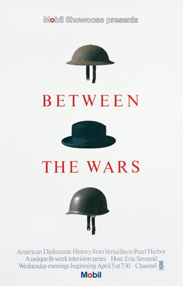 Large between the wars mobil poster 1977