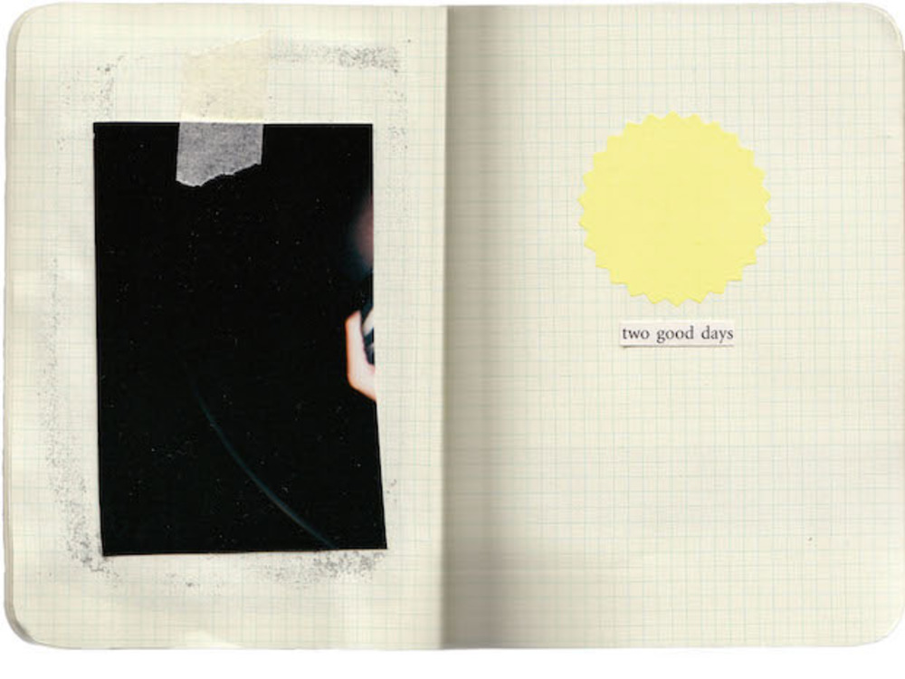 Large  two good days   collage  from book   2013  fran gordon