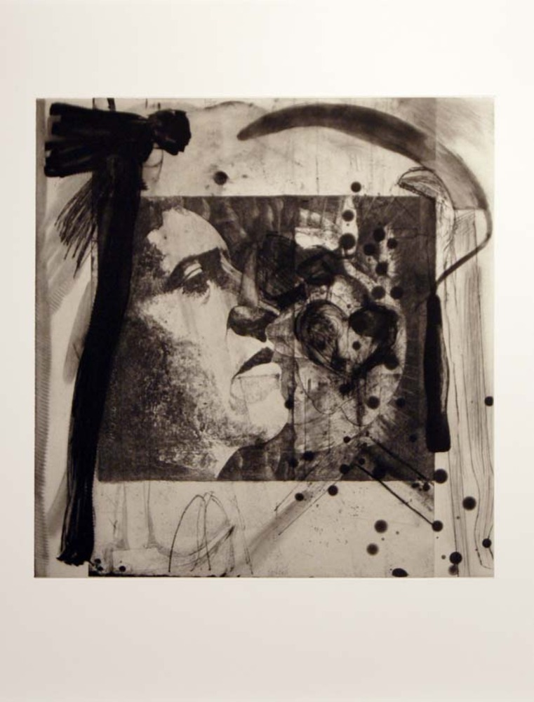 Large jim dine  a history of communism  2012  one of a suite of 45 stone lithographs with additional etching and engraving  edition of 10  courtesy of alan cristea gallery 21