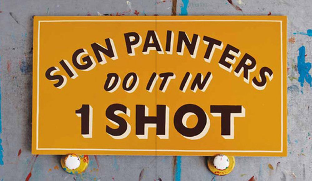 Large signpainters jeffcanham