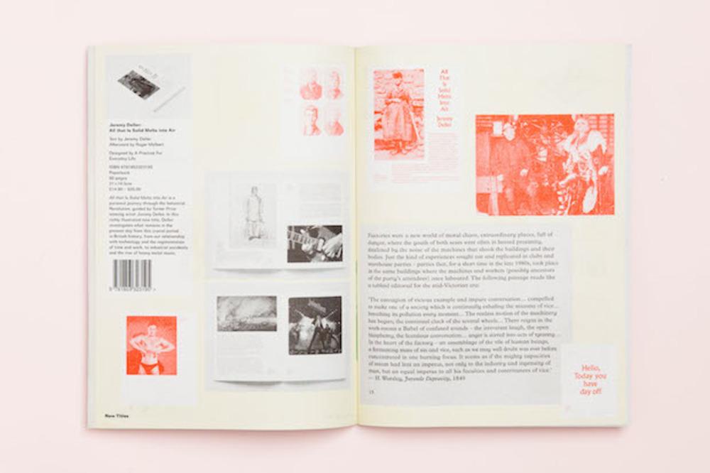 Large hayward publishing catalogue 5
