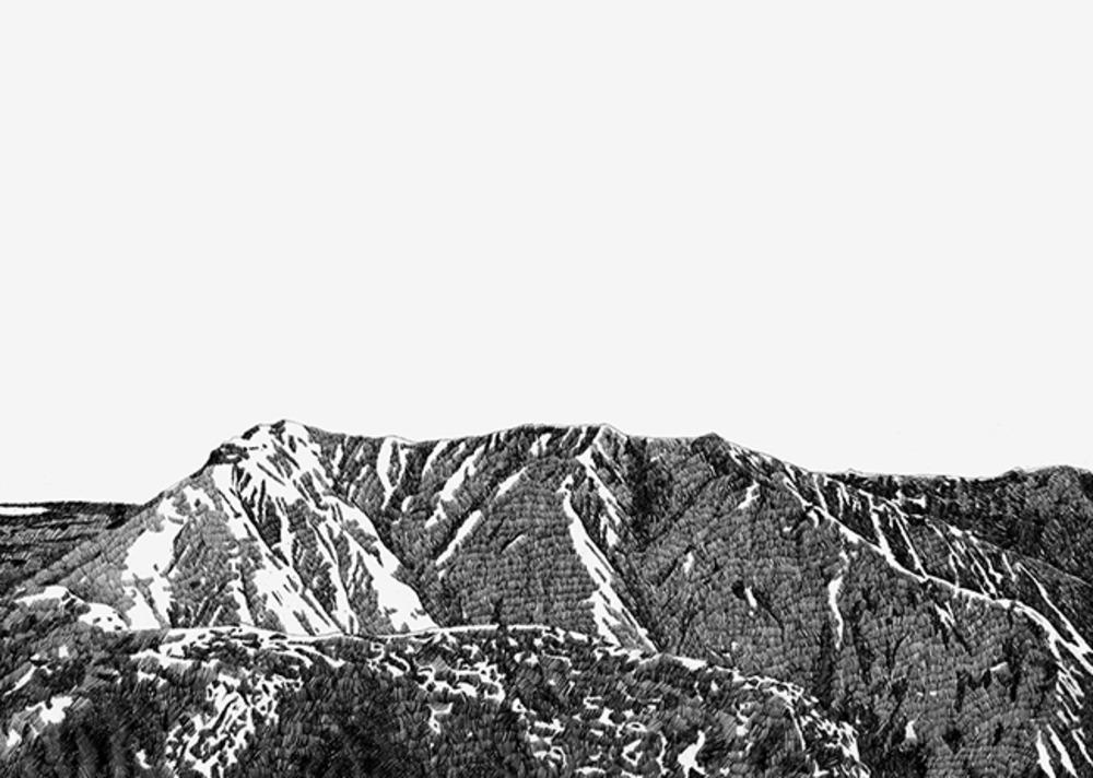 Large mountainprint1