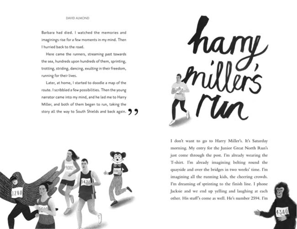 Large harrymillersrun