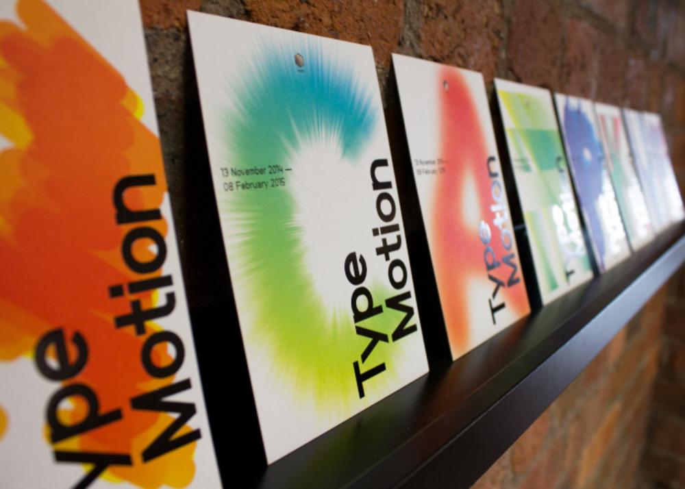 Large typemotion grafik