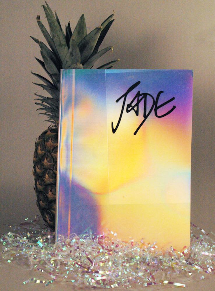 Large jade clark look book vol. 2. cover 1 2