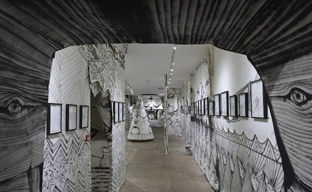 Large giacomo bufarini parabola di g howard griffin gallery 1
