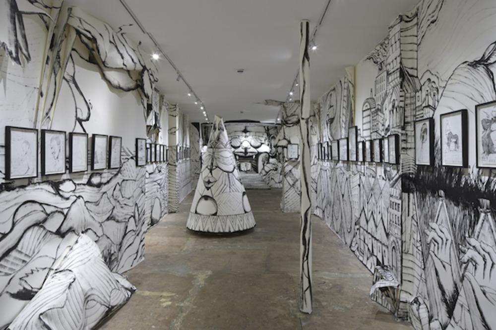 Large giacomo bufarini parabola di g howard griffin gallery 2