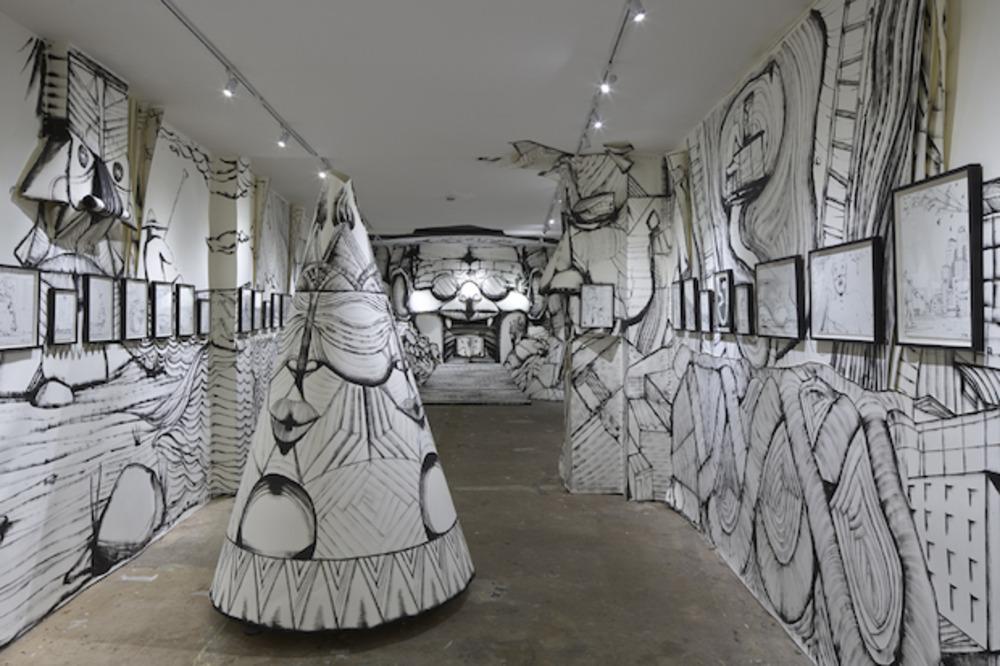 Large giacomo bufarini parabola di g howard griffin gallery 3