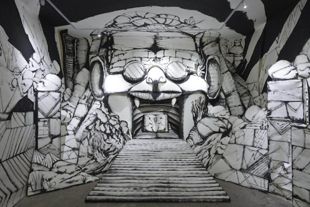 Large giacomo bufarini parabola di g howard griffin gallery 4