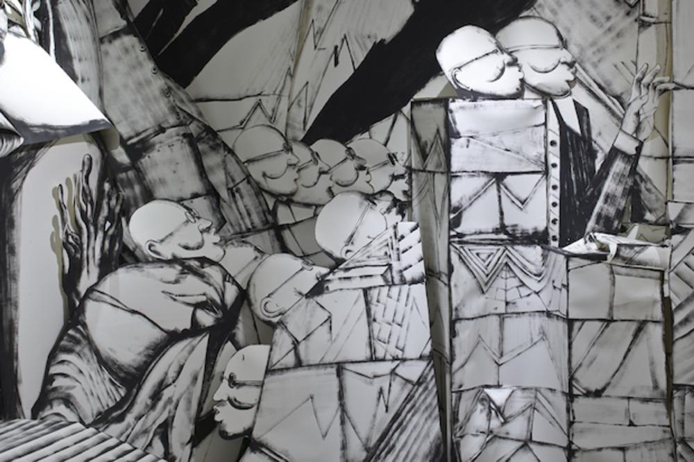 Large giacomo bufarini parabola di g howard griffin gallery 8