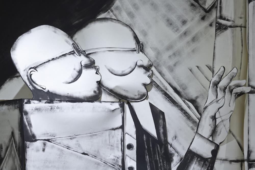 Large giacomo bufarini parabola di g howard griffin gallery 9