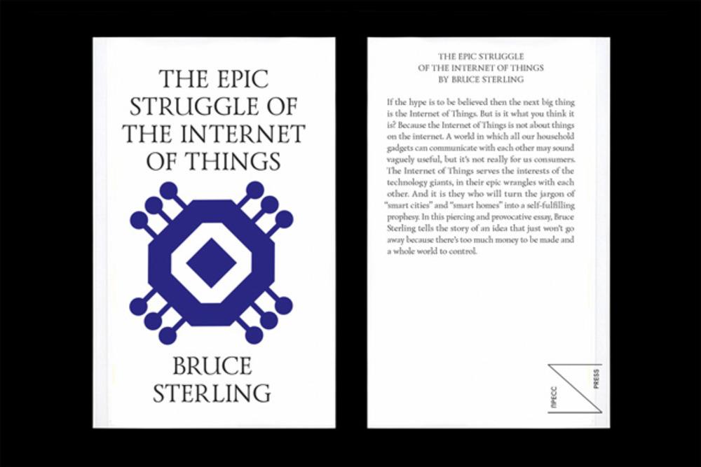 Large bruce sterling