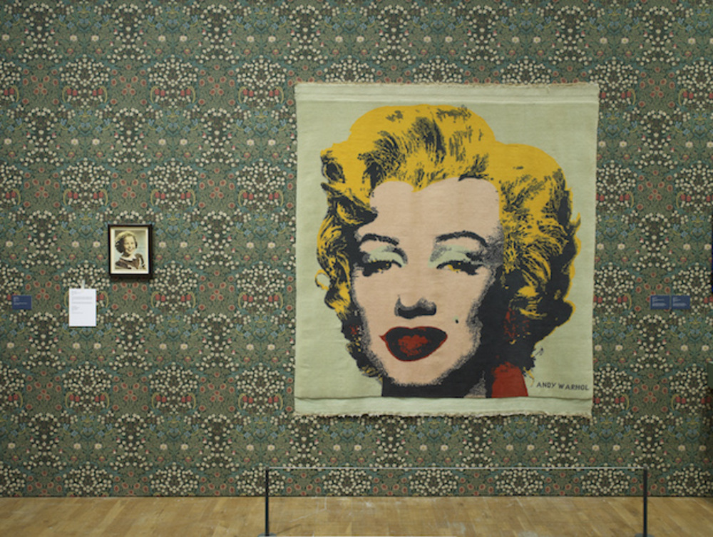 Large upper gallery warhol marilyn   shirley