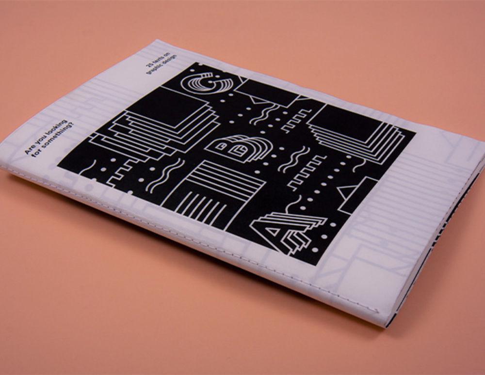 Large 25 texts on graphic design  raquel peixoto  2013  1