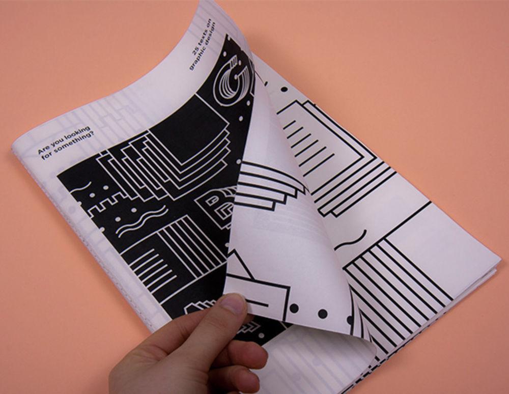 Large 25 texts on graphic design  raquel peixoto  2013  2