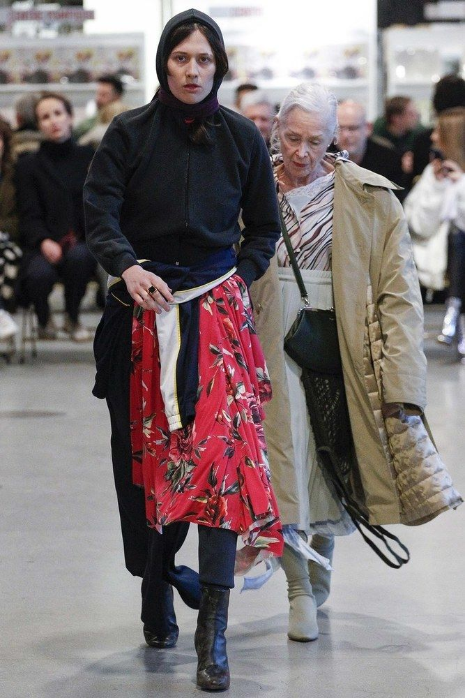 Protein Vetements Says Bye To Fashion Week Forever